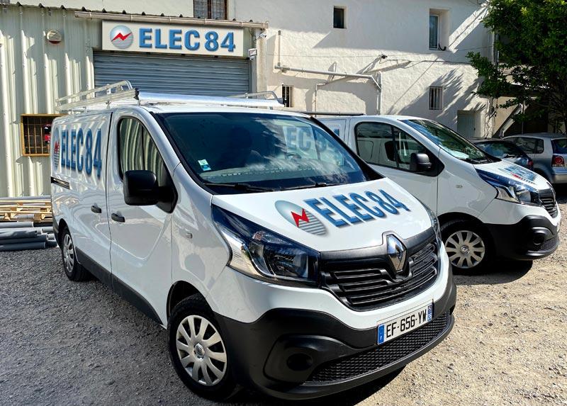 Elec84 Electricité générale Climatisation Avignon
